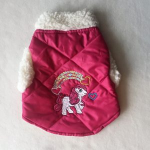 Talla 0 Chaleco impermeable pony